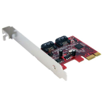 StarTech.com 2 Port SATA 6 Gbps PCI Express SATA Controller Card interface cards/adapter