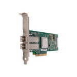 Cisco Qlogic QLE2562 2-port 8GB FC Intern Fiber 8000Mbit/s netwerkkaart & -adapter