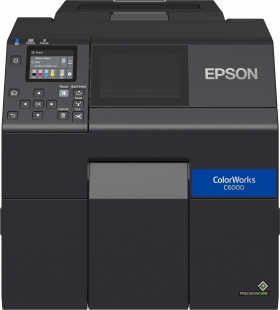 Epson ColorWorks CW-C6000Ae label printer Inkjet Colour 1200 x 1200 DPI Wired