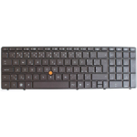 HP 688737-081 QWERTY Danish keyboard