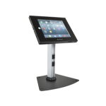 Monoprice 11918 multimedia cart/stand Multimedia stand Black Tablet