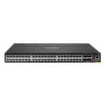 Hewlett Packard Enterprise Aruba 8360-48XT4C Managed L3 10G Ethernet (100/1000/10000) 1U Black