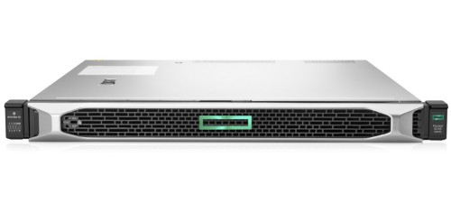 Hewlett Packard Enterprise ProLiant DL160 Gen10 server 9.6 TB 2.1 GHz 16 GB Rack (1U) Intel® Xeon® 500 W DDR4-SDRAM