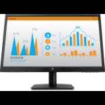 """HP N223 computer monitor 21.5"""" Full HD LED Flat Black"""