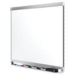 QUARTET PORCELAIN WHITEBOARD PRESTIGE ALUMINIUM FRAME 1200 X 915MM