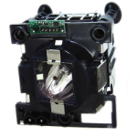 projectiondesign Generic Complete Lamp for PROJECTIONDESIGN F3 XGA   (250w) projector. Includes 1 year warranty.