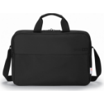 "Dicota D31128 notebook case 39.6 cm (15.6"") Briefcase Black"