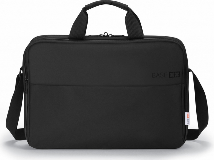 Dicota 15.6-Inch Laptop Base XX Carrying Case - Black (D31128)