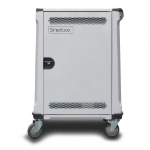 """ALOGIC Smartbox 32 Bay Notebook/Chromebook & Tablet Charging Trolley - Up to 15.6"""" Devices"""