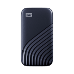Western Digital My Passport 2000 GB Blau