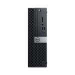 DELL OptiPlex 7070 i5-8500 SFF 8th gen Intel® Core™ i5 8 GB DDR4-SDRAM 256 GB SSD Windows 10 Pro PC Black