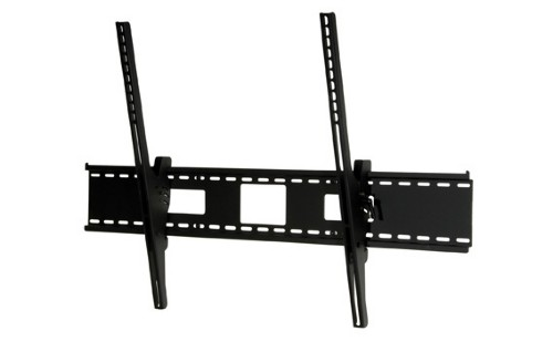 Peerless ST680P flat panel wall mount Black