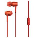 Sony h.ear in MDR-EX750AP/RD Dentro de oído Biauricular Alámbrico Rojo auricular para móvil