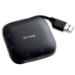 TP-LINK UH400 nodo concentrador 5000 Mbit/s Negro