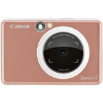 Canon Zoemini S instant digital camera 50.8 x 76.2 mm Rose Gold