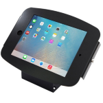 Maclocks iPad Secure Space Enclosure with 45� Kiosk Black - Mounting kit ( mounting adapter, anti-theft enclo