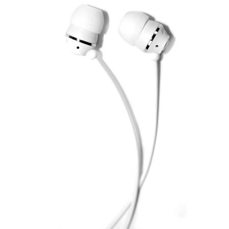 Jivo Technology Jellies White Intraaural In-ear headphone