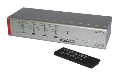 Lindy 32578 VGA video splitter