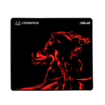 ASUS Cerberus Mat Plus Black,Red Gaming mouse pad
