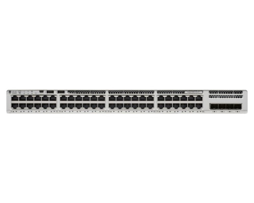 Cisco Catalyst C9200 Unmanaged L3 Fast Ethernet (10/100) Grey