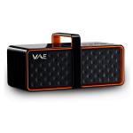 Thrustmaster Hercules Black & Orange WAE BTP03 Mini Portable Bluetooth Speakers