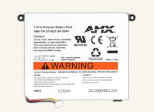 AMX FG5967-21 Lithium-Ion 3.4V rechargeable battery