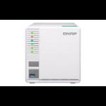 QNAP TS-328 NAS Desktop Ethernet LAN White RTD1296