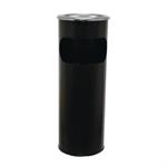 SYR BLACK COMBI ASH STAND/BIN