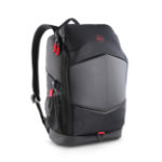 "DELL Pursuit Backpack notebook case 43.2 cm (17"") Black,Grey,Red"