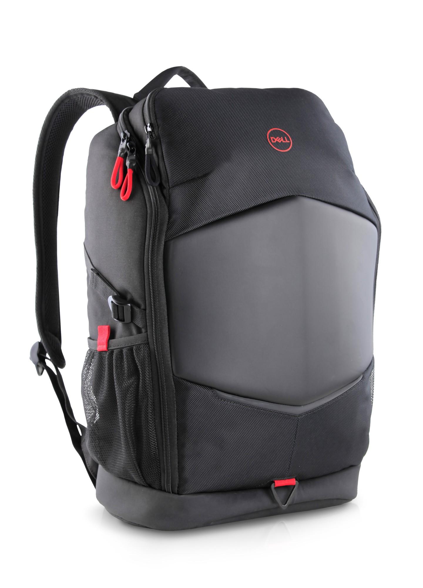 "DELL Pursuit Backpack 43.2 cm (17"") Black,Grey,Red"