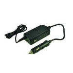 2-Power DC Car Adapter 12V 3.6A 45W + 2.1A USB