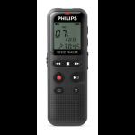 Philips DVT1150 dictaphone Internal memory Black