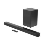 JBL JBLBAR21DBBLKUK soundbar speaker 2.1 channels 300 W Black