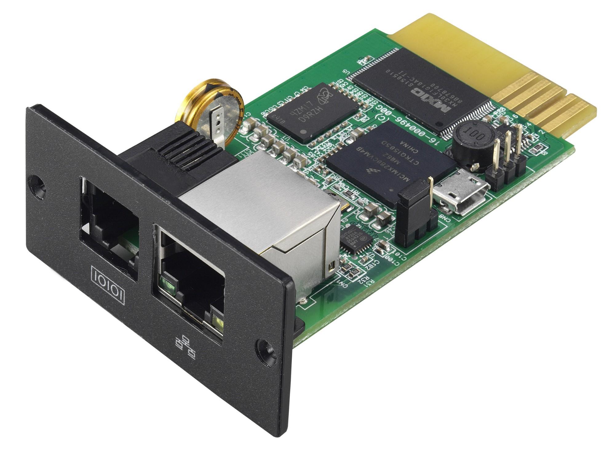 Salicru SNMP BASIC Card para TWIN PRO2