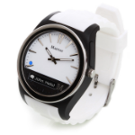 Martian Watches Notifier OLED Black, White