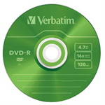 Verbatim DVD-R Colour 4.7 GB 5 pc(s)