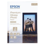 Epson Premium Glossy Photo Paper, 100 x 150 mm, 255g/m², 40 Sheets C13S042153