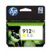 HP 912XL cartucho de tinta 1 pieza(s) Original Alto rendimiento (XL) Amarillo