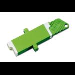 ASSMANN Electronic ASSMANN E2000 glasvezeladapter E-2000 (APC) Groen 1 stuk(s)