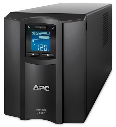 APC SMC1500IC uninterruptible power supply (UPS) 1500 VA 10 AC outlet(s) Line-Interactive