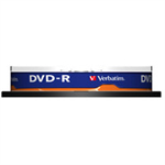 Verbatim DVD-R Matt Silver 4.7 GB 10 pc(s)