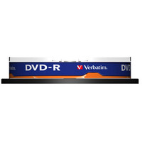 DVD-r Media 4.7GB 16x 10-pk With Spindle