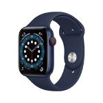 Apple Watch Series 6 OLED 44 mm Blue 4G GPS (satellite)