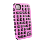 G-Form Extreme Grid Cover Black,Pink