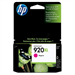 HP CD973AE#301 (920XL) Ink cartridge magenta, 700 pages, 8ml