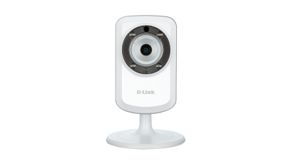 D-Link Day/Night Cloud Camera IP security camera indoor Cube White 640 x 480pixels