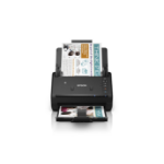 EPSON SCANNER EPSON WORKFORCE ES-500, 35 PPM/70 IMP, 30 BITS, USB, ADF, WIFI, DUPLEX