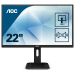 "AOC Pro-line 22P1D LED display 54,6 cm (21.5"") 1920 x 1080 Pixeles Full HD Negro"
