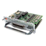 Cisco EVM-HD-8FXS/DID, Refurbished voice network module RJ-21