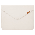 Urban Factory Envelope Imitation Leather Protective Sleeve for Apple iPad, White (LES02UF)